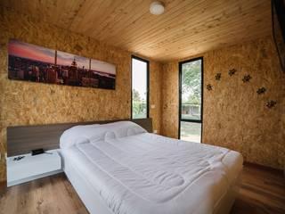 VIMOB: Habitaciones de estilo  por COLECTIVO CREATIVO, Moderno