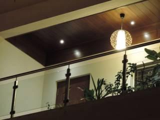 Flat Interior:  Terrace by Joby Joseph Interior