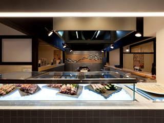 厨房カウンター廻り: 宮田建築設計室が手掛けたです。