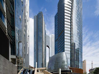 Evergrande Huazhi Plaza, Chengdu, China: modern  by Architecture by Aedas, Modern