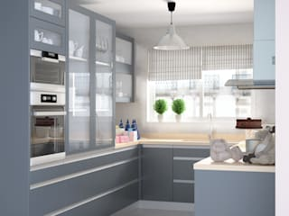 modern  oleh bono cocinas, Modern