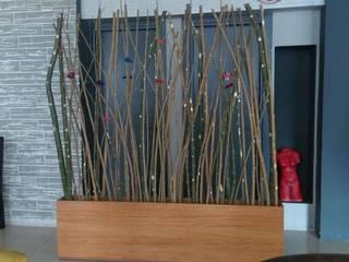 AÇAR MOBİLYA DEKORASYON Interior landscaping Wood Wood effect