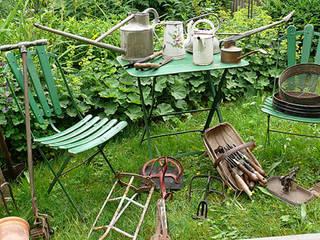 Gartenantiquitäten aus England von Blickfang: Alte Zeiten Menzel & Bauer GbR Landhaus