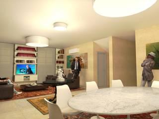 Living Room Soggiorno moderno di Planet G Moderno