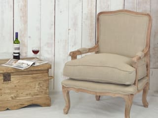 French Style Occasional Chair:   by East West at Home