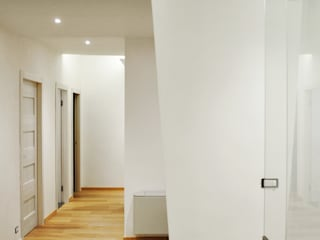 Private house: Ingresso & Corridoio in stile  di Salvatore Nigrelli Architetto
