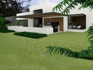 Casas de estilo clásico de FR ARQUITECTURA SAS Clásico