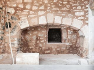 Nhà phong cách mộc mạc bởi munarq Mộc mạc
