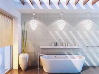 Baños de estilo  por Royal Lagos Company