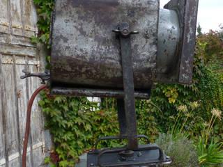 Industrial Tripod-Lampen, marriages indiustrielles: industriell  von Blickfang: Alte Zeiten  Menzel & Bauer GbR,Industrial