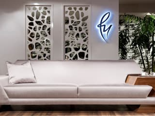 Altera Design Studio Living roomSofas & armchairs