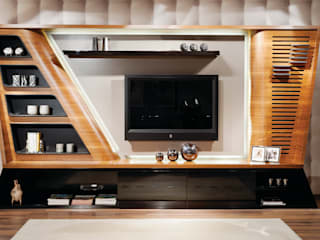 Altera Design Studio Living roomTV stands & cabinets