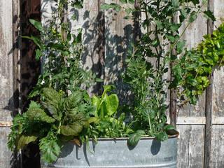 Upcycling für den Garten von Blickfang: Alte Zeiten Menzel & Bauer GbR Ausgefallen