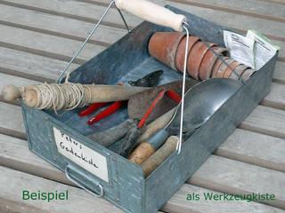 Blickfang: Alte Zeiten Menzel & Bauer GbR Garages & sheds