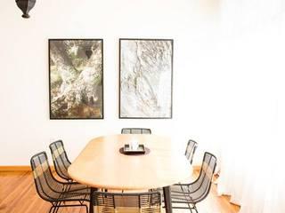 ห้องทานข้าว โดย MaisonList, โมเดิร์น