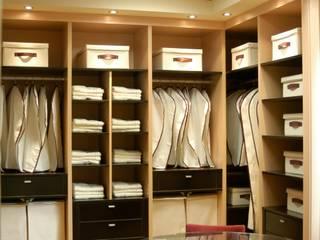 VETTA GRUPO Dressing roomStorage Kayu Wood effect