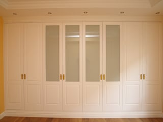 VETTA GRUPO BedroomWardrobes & closets Wood White