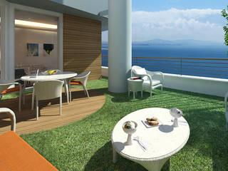 CCT 164 / Bakrikoy Modern Bahçe CCT INVESTMENTS Modern