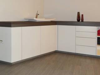 Waschtisch herpich & rudorf GmbH + Co. KG BadezimmerAufbewahrungen Holz-Kunststoff-Verbund Weiß