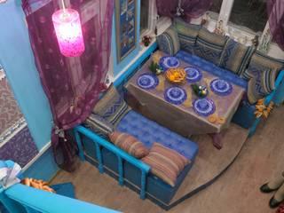 Salas de estilo rural de CORKSTYLE Rural