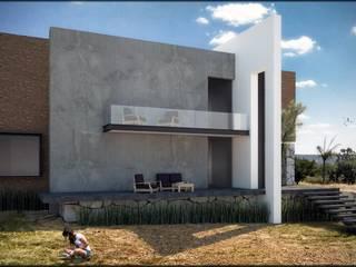 Casa C3M / Aguascalientes Ags / Casa de campo de CANOCANELA arquitectura