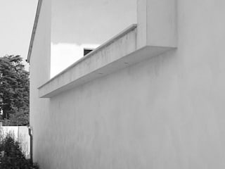 Casa P1: Case in stile  di Green Studio architettura + design