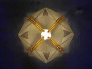 Luminarias de papel 7Rayos SalasIluminación