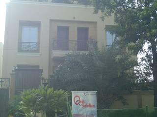 Quik Solution Mediterranean style house