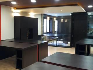 Oficina exportación quesos torradoarquitectura Modern offices & stores