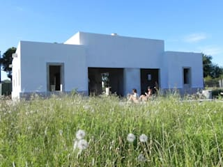Casa La Budita Casas modernas: Ideas, imágenes y decoración de LAGOS & MIDDLETON arquitectos asociados Moderno