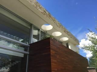 Casa en Cardales Casas modernas de BARRIONUEVO SIERCHUK ARQUITECTAS Moderno