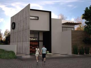 Jaguar Casas industriales de SIMPLE actitud Industrial