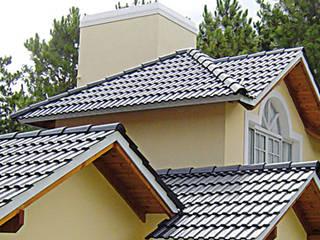 Línea Pisos y Cubiertas Eternit Modern home by ramiro.amarante Modern