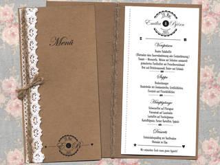Vintage Wedding von Papierwiese Landhaus