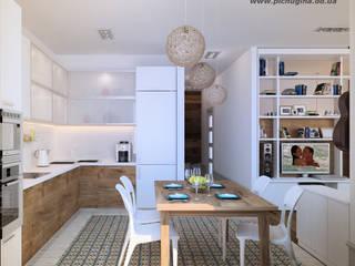 Cocinas de estilo  de Tatyana Pichugina Design