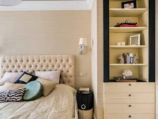 Quartos modernos por Tony House Interior Design & Decoration Moderno