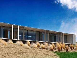 PAPER HOUSE: Casas de estilo  por Anfibio Arquitectos