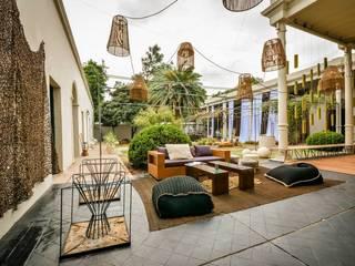 Projekty,  Taras zaprojektowane przez PSV Arquitectura y Diseño, Nowoczesny