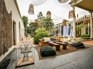 Patios & Decks by PSV Arquitectura y Diseño, Modern