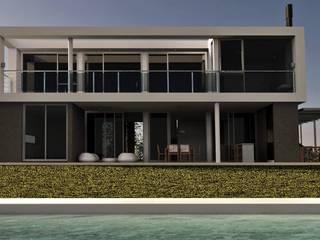 Estudio Maraude Arquitectos Maisons modernes