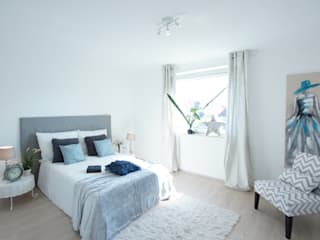 Birgit Hahn Home Staging Country style bedroom