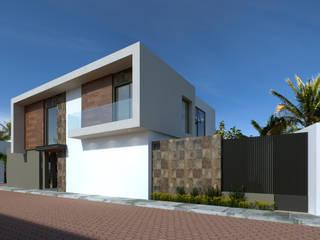 GYVA Studio Case in stile minimalista