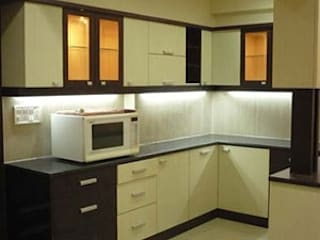 Kitchens:  Kitchen by GB ARCHITECT,