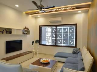 Salon de style  par Spaces Architects@ka, Moderne