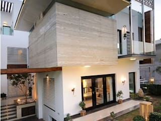 Modern houses by Spaces Architects@ka Modern