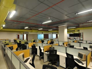 Studio in stile  di 3D Architecture Pvt.Ltd.