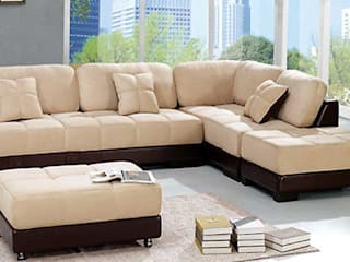 Sofas:   by CRYSTAL INTERIORS & FURNISHINGS