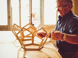 Dodelamp di Riccardo d'Oria Architetto Moderno