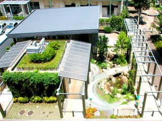 منازل تنفيذ ユミラ建築設計室, حداثي