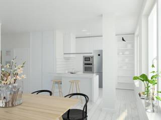ESTUDIO BAO ARQUITECTURA Cucina eclettica